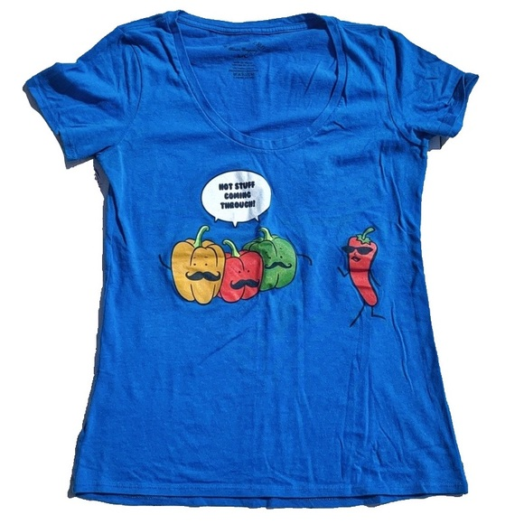 ☀️4/25 Bluenotes 'Hot Stuff' Graphic T-Shirt